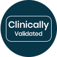 Clinically validated in Europe